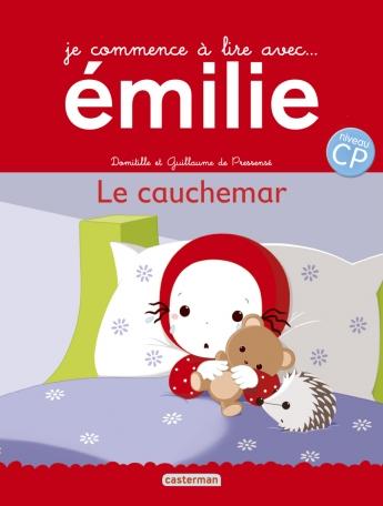 Je commence à lire avec Emilie - Tome 17 - Le cauchemar
