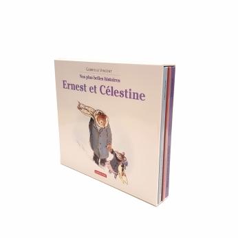 Le coffret d'Ernest et Célestine