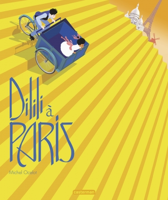 Dilili à Paris - Le petit album du film