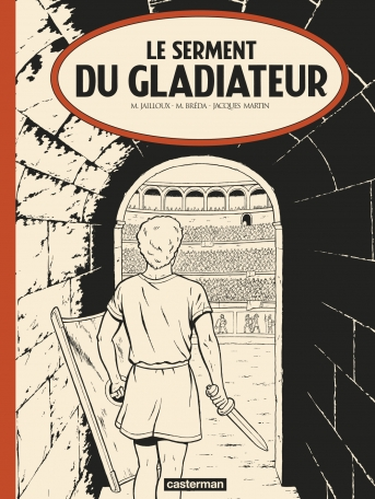 Alix - Édition N&B - Tome 36 - Le Serment du Gladiateur