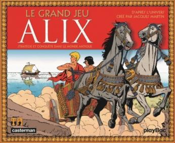 Le Grand Jeu Alix