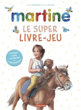 Le livre jeux Martine 2018