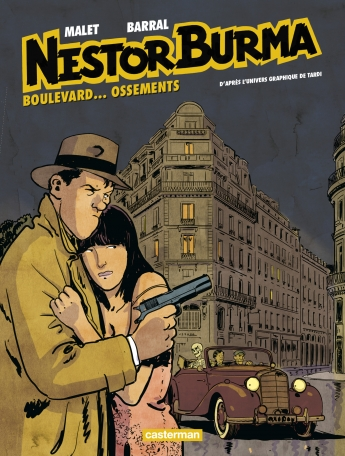 Nestor Burma (Nouvelle Edition 2019) - Tome 8 - Boulevard... Ossements