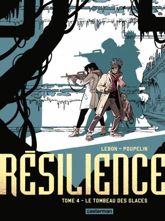 Résilience - Tome 4 - Le Tombeau des glaces