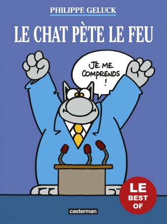 Best of - Tome 6 - Le Chat pète le feu