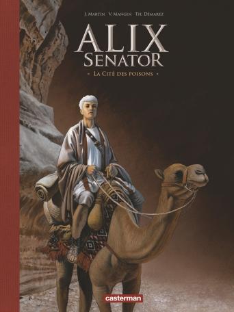 Alix Senator - Edition Luxe - Tome 8 - La Cité des poisons