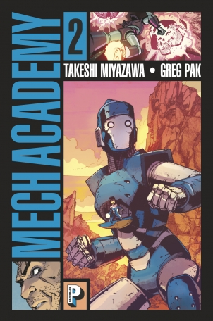 Mech Academy - Tome 2