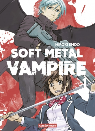 Soft Metal Vampire - Tome 1
