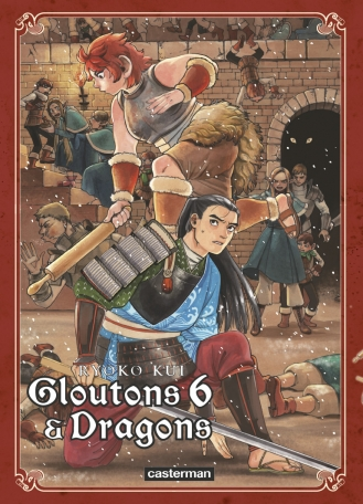 Gloutons et Dragons - Tome 6