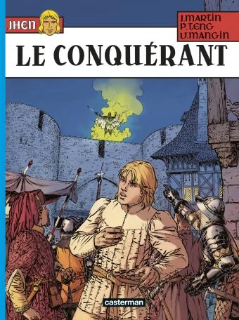 Le Conquérant - Tome 18