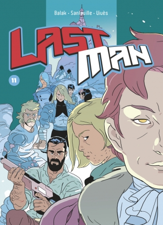 Lastman - édition collector - Tome 11