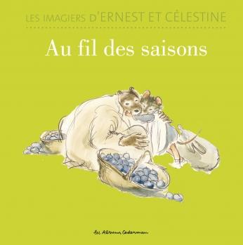 Ernest et Célestine - Quatre saisons