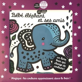 Bébé éléphant et ses amis