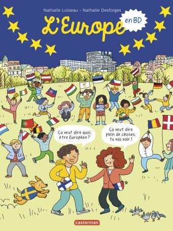 L'Europe en BD