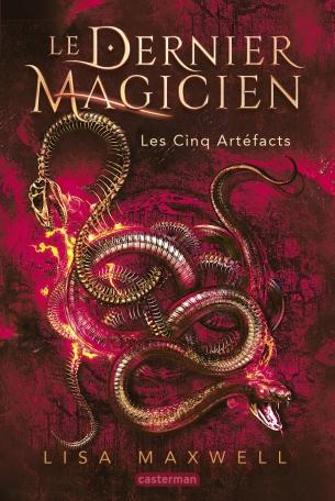 Le Dernier magicien - Tome 2 - Les Cinq artéfacts