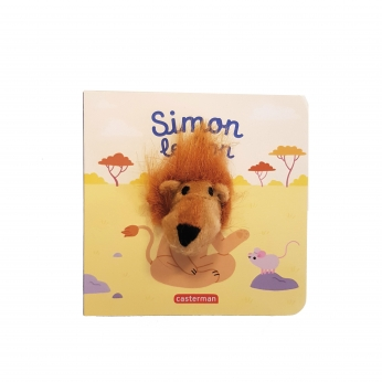 Simon le lion
