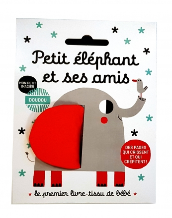 Petit éléphant et ses amis