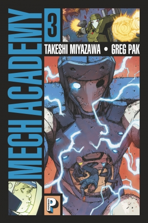 Mech Academy - Tome 3
