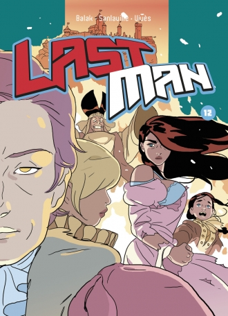 Lastman - Édition luxe - Tome 12