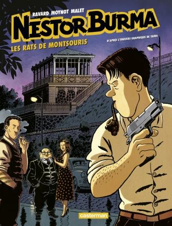 Nestor Burma - Tome 13 - Les Rats de Montsouris