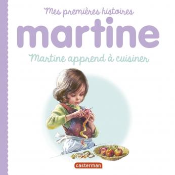 Martine  - Martine apprend à cuisiner
