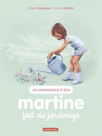Martine fait du jardinage - Tome 58