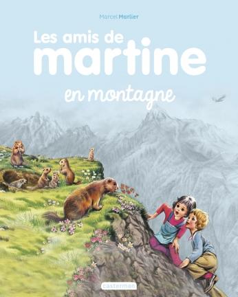 Les amis de Martine - Tome 5 - à la montagne