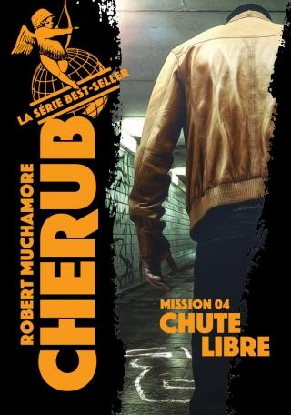 Cherub - Tome 4 - Chute libre