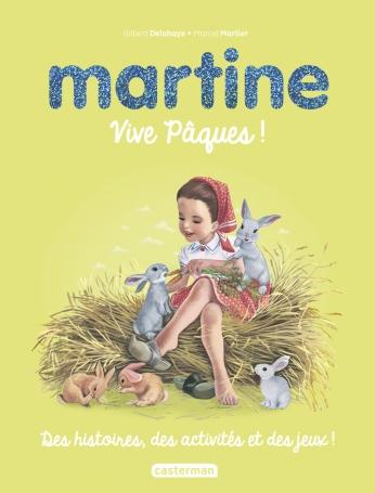 Martine, vive Pâques !
