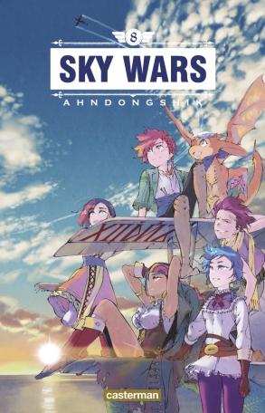 Sky Wars - Tome 8