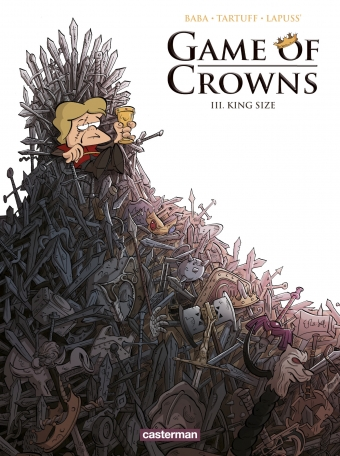 Game of crowns - Tome 3 - King Size