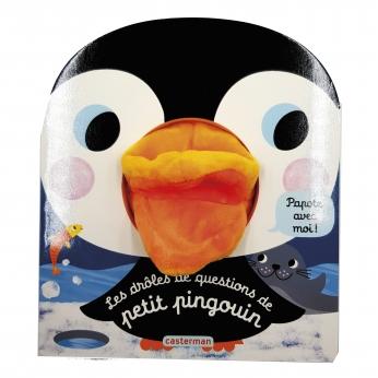 Les petites papotes - Les drôles de questions de petit pingouin