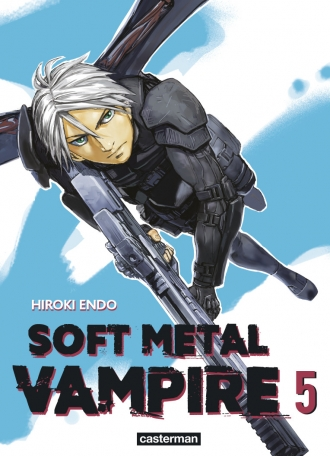 Soft Metal Vampire - Tome 5
