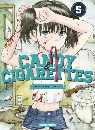 Candy & Cigarettes - Tome 5