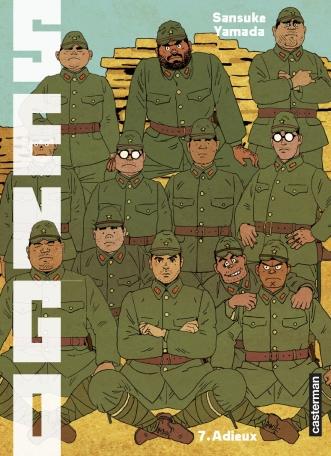Sengo - Tome 7 - Camaraderie