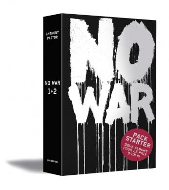 No war - Pack starter – tomes 1 et 2