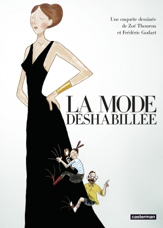 La Mode déshabillée