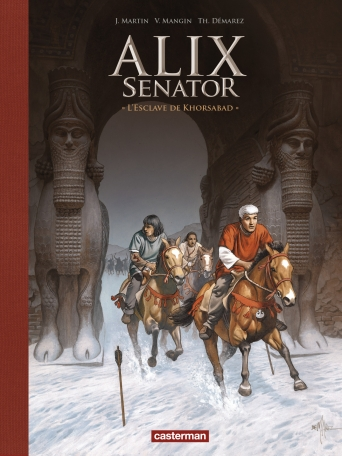 Alix Senator - Tome 11 - L'Esclave de Khorsabad