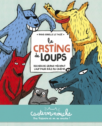 Le casting de loups