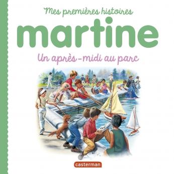 Martine - Tome 9 - Un après-midi au parc