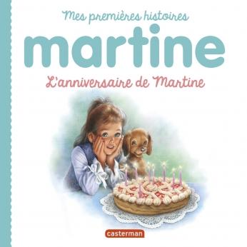 L'anniversaire de Martine - Tome 11