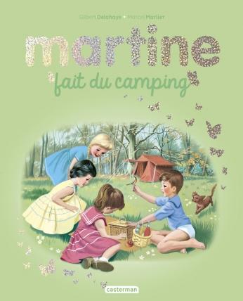 Martine fait du camping – Edition spéciale 2020