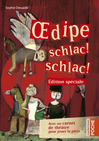 Oedipe schlac! schlac! - nouvelle édition