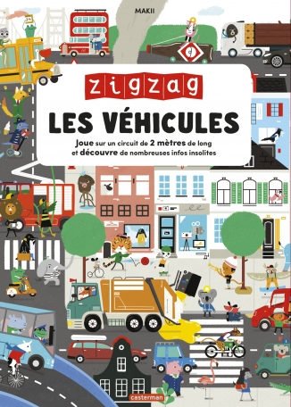 Zigzag - Les Véhicules
