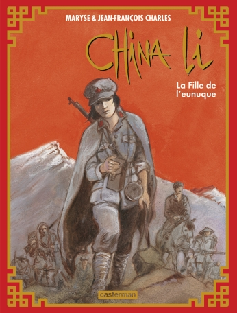 China Li - Tome 3 - La Fille de l'eunuque