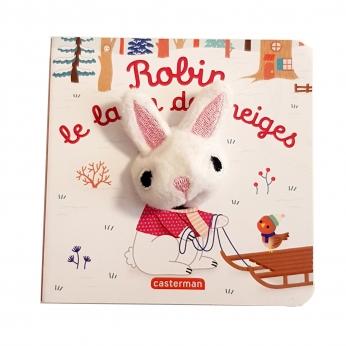 Robin, le lapin des neiges