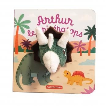 Arthur le tricératops