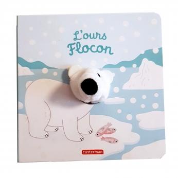 L'ours flocon - édition spéciale