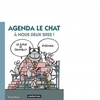 Agenda Le Chat 2022