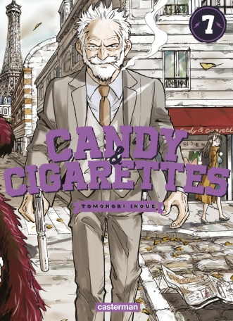 Candy & Cigarettes - Tome 7